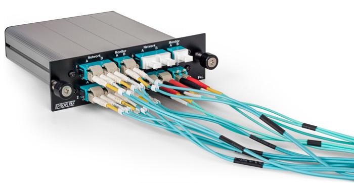 4 Link LC Fiber TAP Profitap