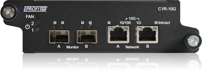 10GBASE-T TAP
