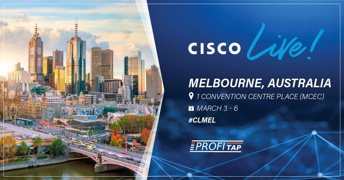 Cisco Live Melbourne 2020