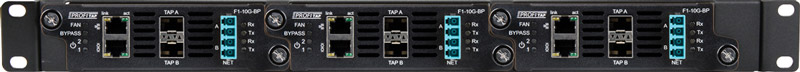 10G Bypass TAP in Rack