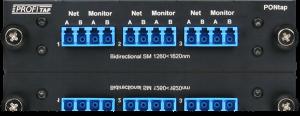 3-Link BiDi PON Fiber TAP_600px