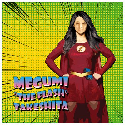 Megumi - The Flash - Takeshita