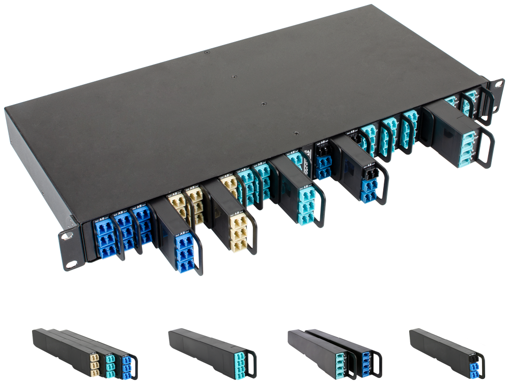 High Density Modular Fiber TAP