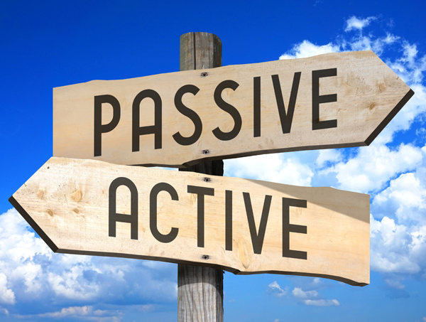 Passive vs Active Blog Article