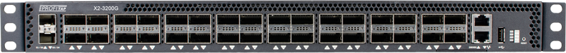 X2-3200G Network Packet Broker Front
